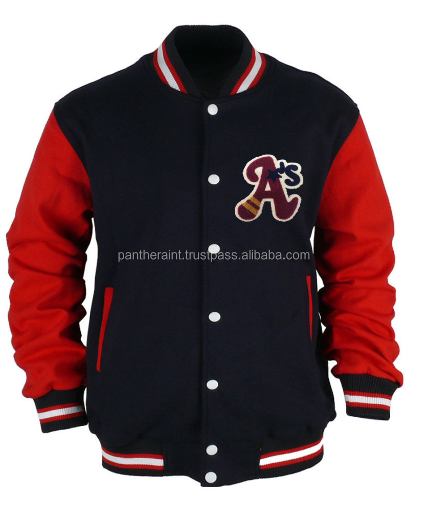 wholesale baseball varsity letterman jackets