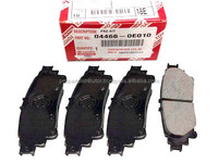 TOYOTA PAD KIT DISC BRAKE 04466-0E010 (KLUGER , SIENNA )Genuine japanese car part and others auto parts