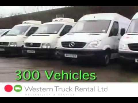 van u0026amp truck hire western truck rental ltd