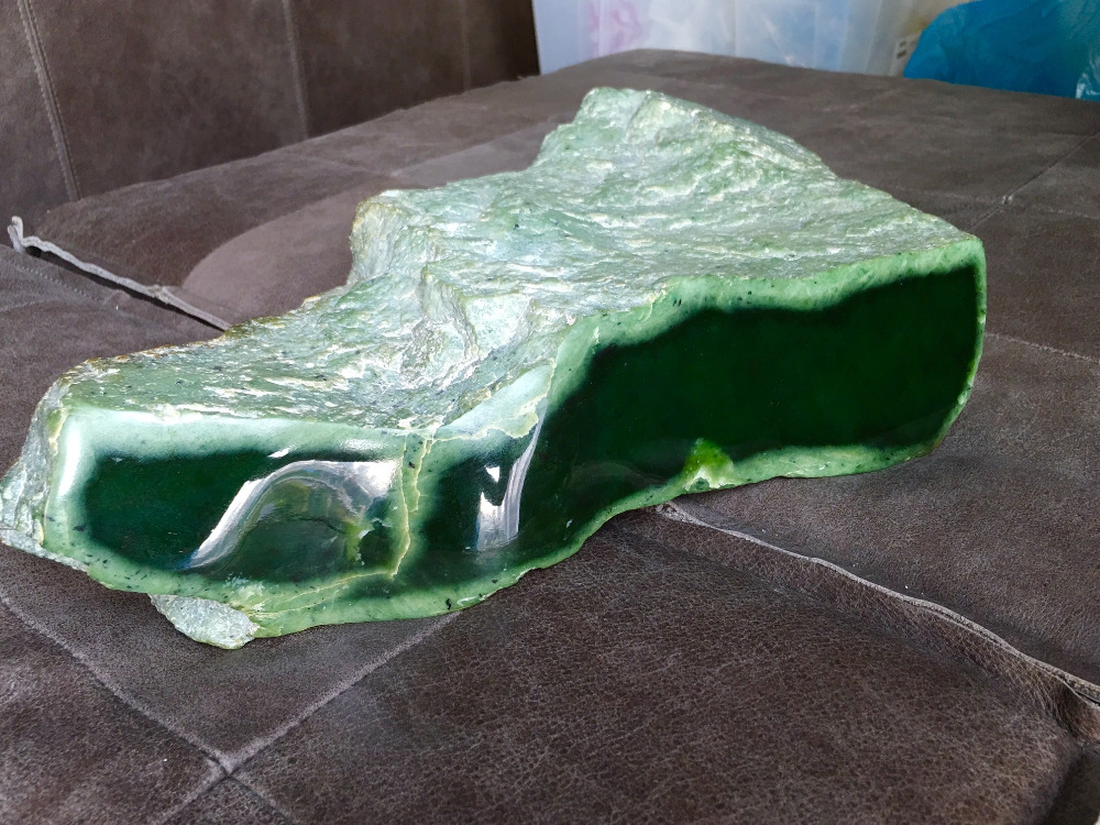 Natural Green Jade 7 kg