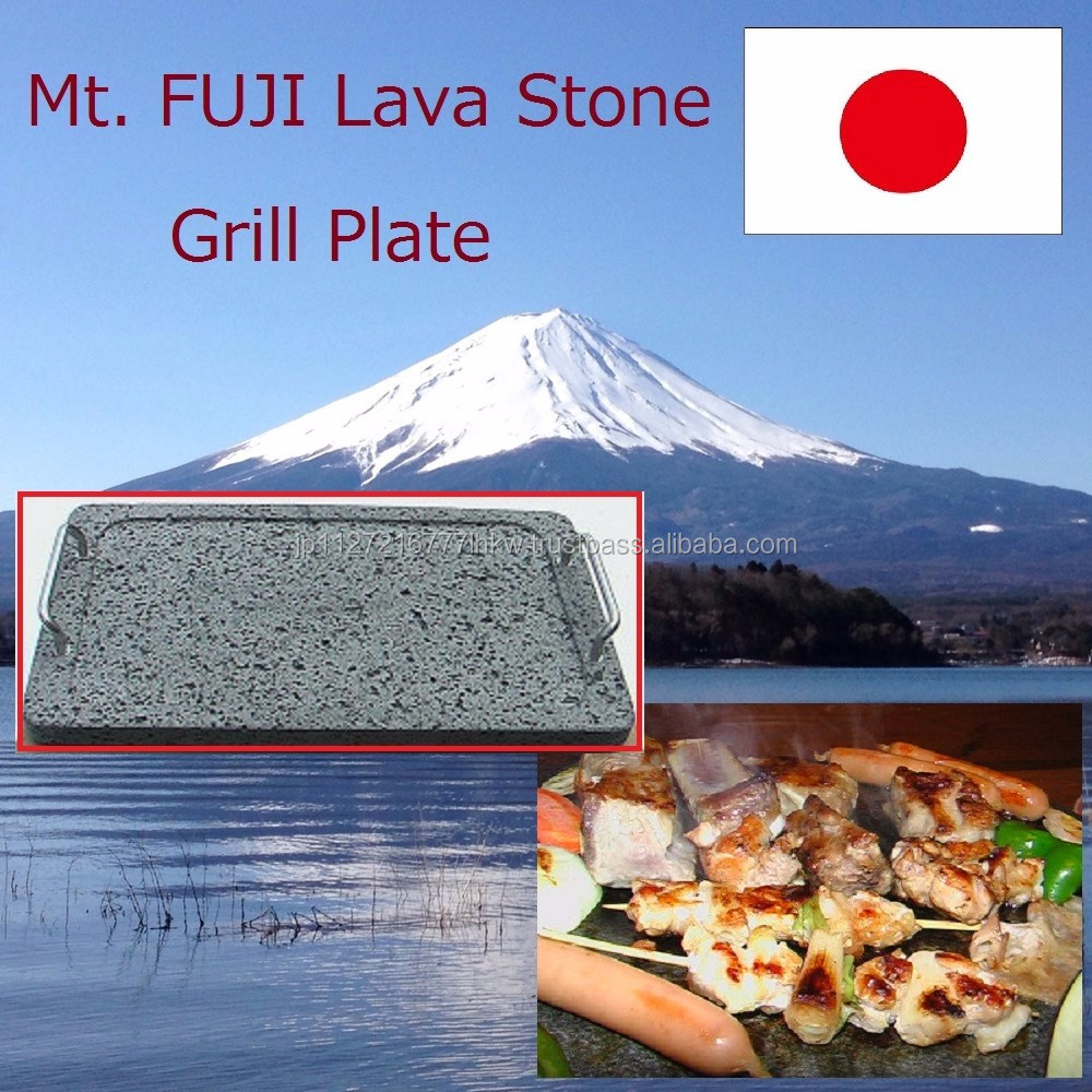High mineral and Easy to use cooking steak on stone plate for tender finish ,various size available