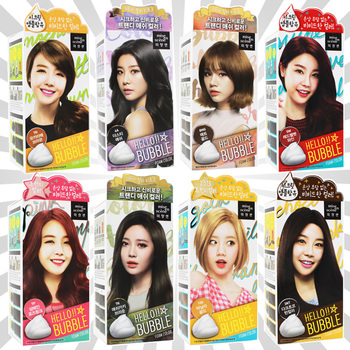 Ryo 2017 New Trendy Color Hello Bubble Korea Style Pop