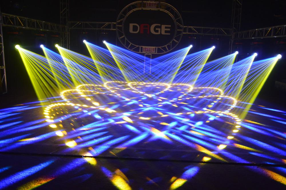 Ad 3320 330w 15r Beam Moving Head Light Disco Light Dj
