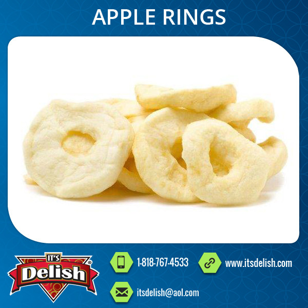 Top Quality Dehydrated Apple Tings - Best Selling Product