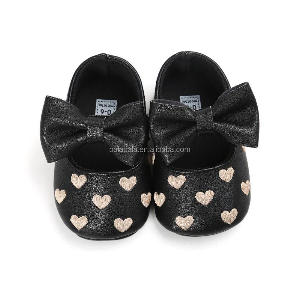 Marca superior verano bebé niñas zapatos mary jane de estilo de ...