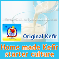 High quality and Effective yogurt products ( kefir starter culture ) for home use , enzyme supplement also available