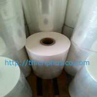 PE plastic shrink wrap film jumbo roll