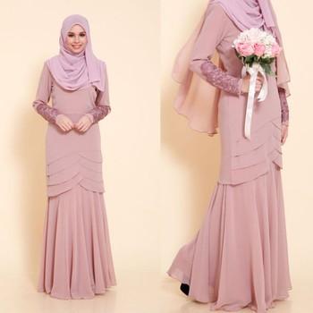 Muslimah Baju Kurung Buy Muslim Baju Kurung Satin Baju