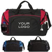 Good quality design your own gym sport bag