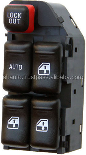 22706008 Power Window Master Switch For CHEVROLET CLASSIC / MALIBU, OLDSMOBILE CUTLASS *USA Supplier*