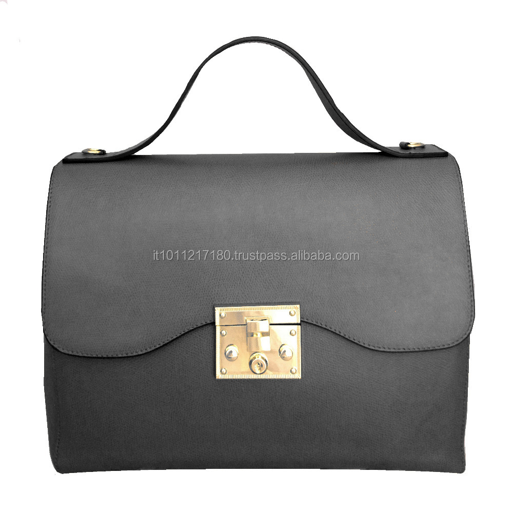 Genuine Leather bag made in italy inspired borse ispirate vera pelle donna women shoulder bag handbag ALESSIA