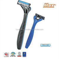 High Quality Three/Triple Shaving Blade Disposable Razor