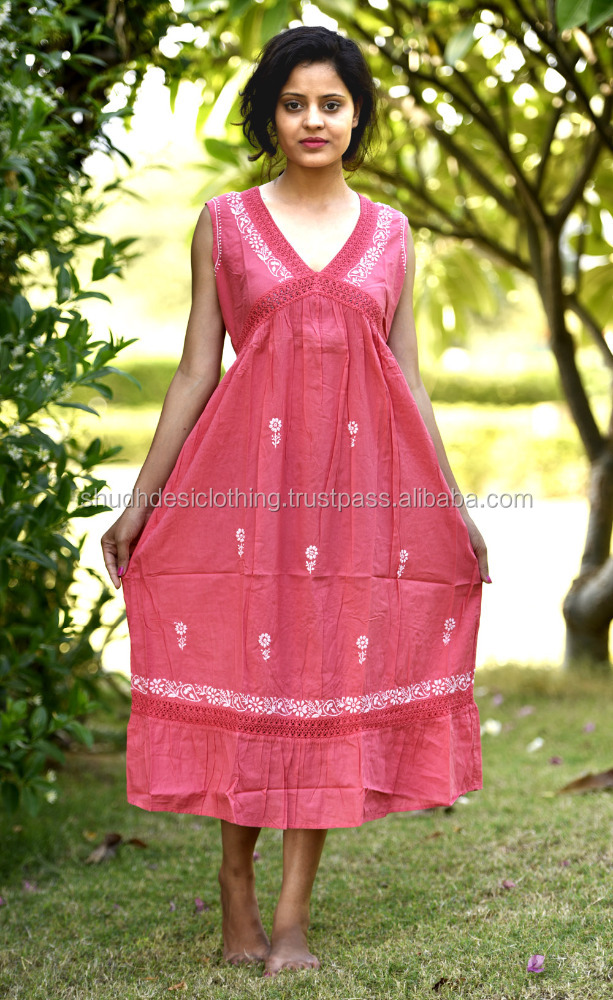 India Casual Dress For Beach Party, India Casual Dress For Beach ...