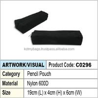 Nylon Zipper Pencil Pouch / pencil case