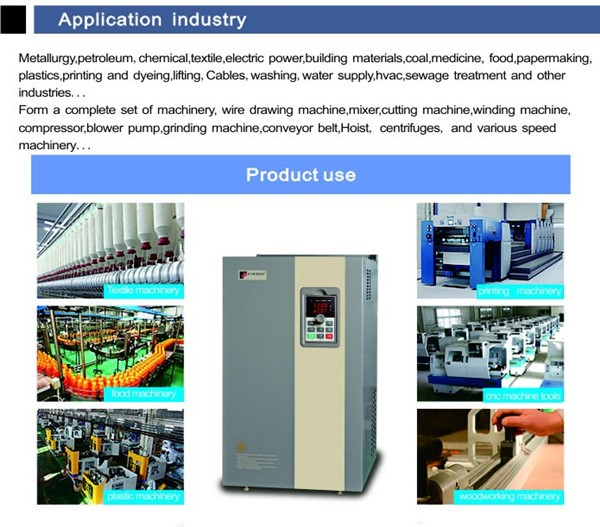 Unique Design Best Quality Pi500 Frequency Inverter Converter Ac ...