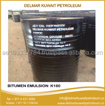 Bitumen Emulsion K160 - Buy Cationic Bitumen Emulsion,Bitumen & Emulsion  Sprayers,Bitumen Emulsion Waterproofing Membrane Product on Alibaba com