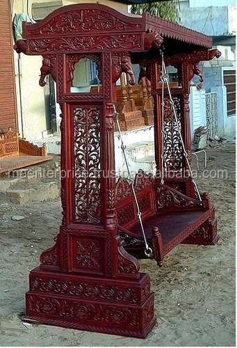 India Wooden Jhula For Home India Wooden Jhula For Home