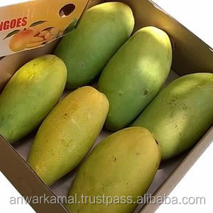 Dasheri Mango Fresh & Sweet Yellow & Green Mango