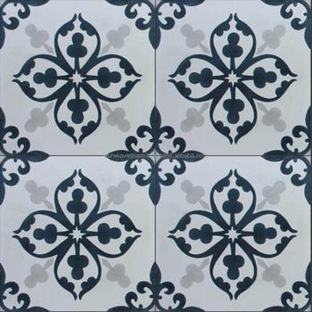 Vietnam Encaustic Cement Tile - Buy Carreaux De Cement,Antique Encaustic  Cement Floor Tiles,Old-fashioned Encaustic Cement Tiles - Mosaico Calcareo