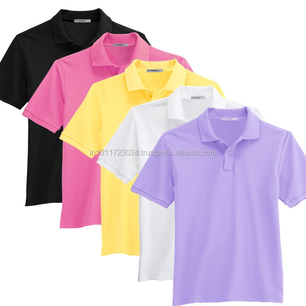 Polo Shirts Wholesale India ee34a5e372fe