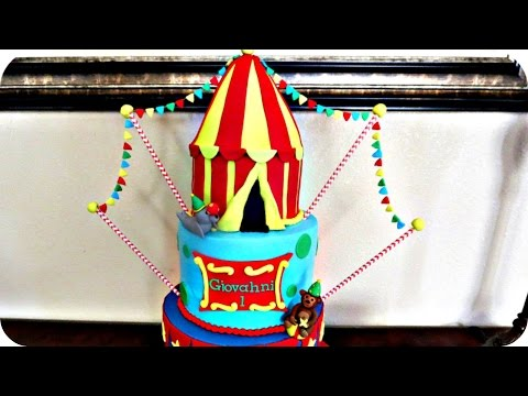 Get Quotations · How to make a Circus Tent Cake  sc 1 st  Alibaba.com & Cheap Circus Cake find Circus Cake deals on line at Alibaba.com