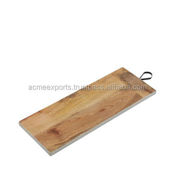 Rectangular Shaped Chopping & Cutting board from india