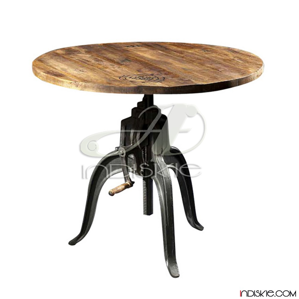 Indian vintage industrial crank coffee table indian vintage indian vintage industrial crank coffee table indian vintage industrial crank coffee table suppliers and manufacturers at alibaba geotapseo Image collections