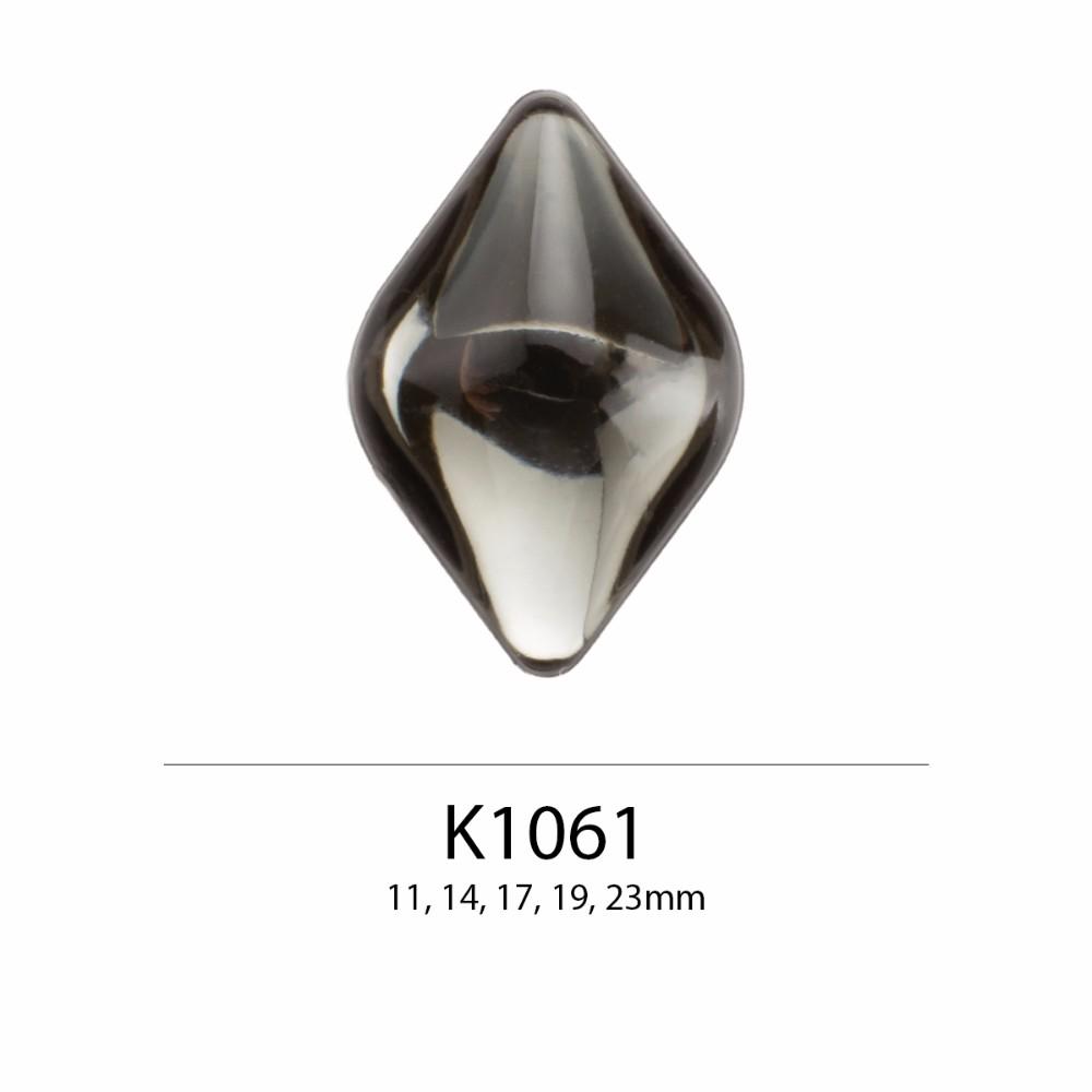 Grosir Glitter Rhombus Bentuk 11mm 14mm 16mm 19mm 23mm Cabochon Permukaan Datar Kembali Batu Kristal untuk Dekorasi