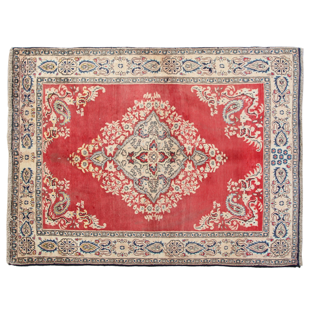 Living Room Hand Knotted Persian Rug