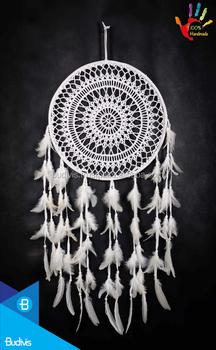 Bali White Dream Catcher Crochet Buy Dream Catchers For Sale