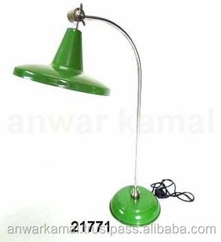 Mesa on Vintage Verde Lámpara Mesa Lámpara De De De Mesa Buy Escritorio Product Lámpara Lámparas De lJcF1K