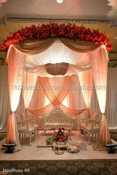 mandap chori jhula wedding decorations back drop mandap
