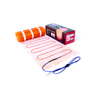 [Raon System] Floor Heating Mat ( PTFE / Easy to Install / RFHM) Electric Heating Element Cable