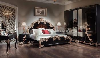 Italian Clic Luxury Style Black