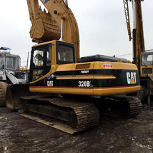 original parts used caterpillar 320b crawler excavator machine for sale