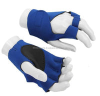 Weight Lifting Grips Training Gym Straps Gloves Hand Wrist Support Hand FSW-4606