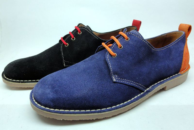 men suede shoes