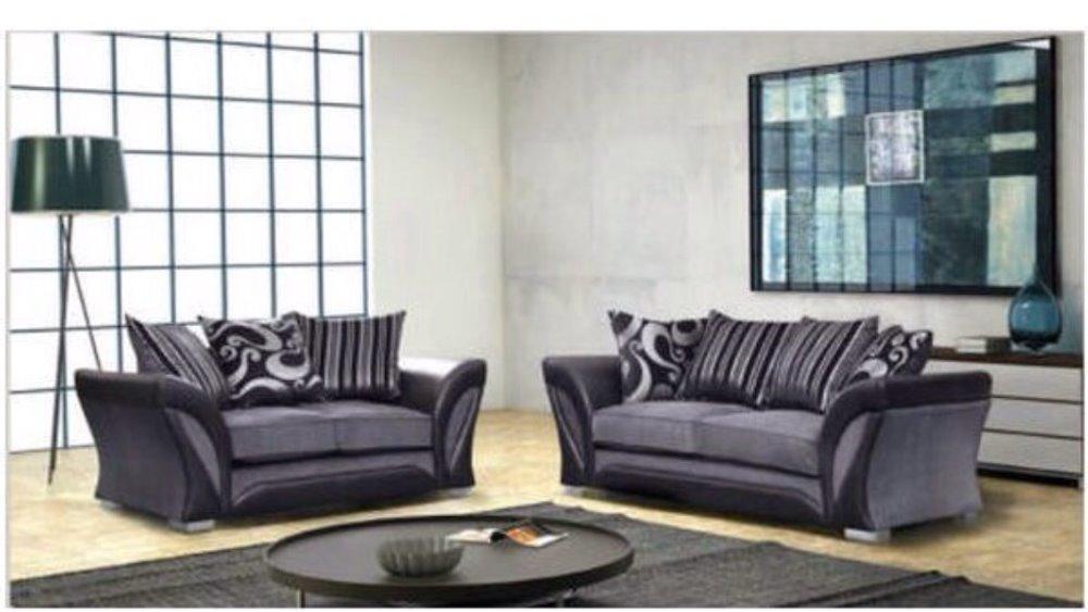 Shannon 3 2 Seater Corner Sofa