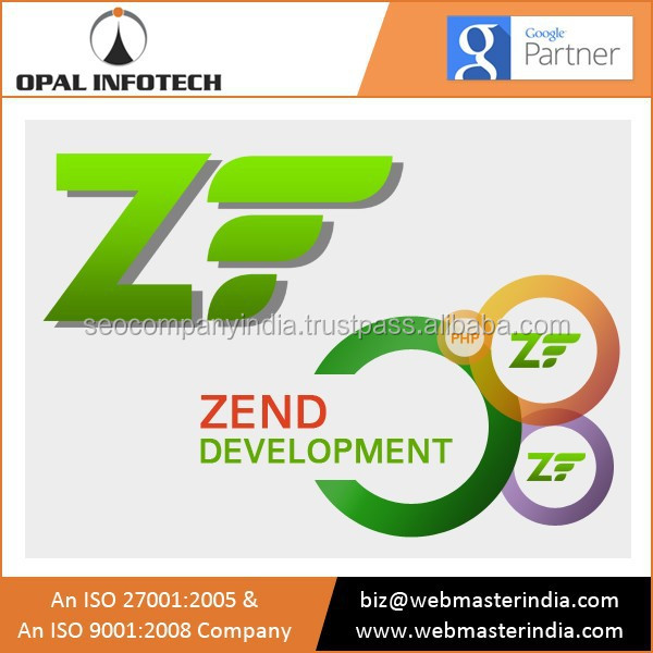 PHP Zend Framework Development Company Provides Zend Customization,Maintenance And Secure Web Application