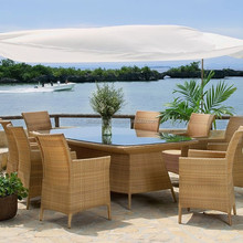 2015 Hot Sale Cheap Rattan rope Outdoor Furniture Rattan Wicker Furniture