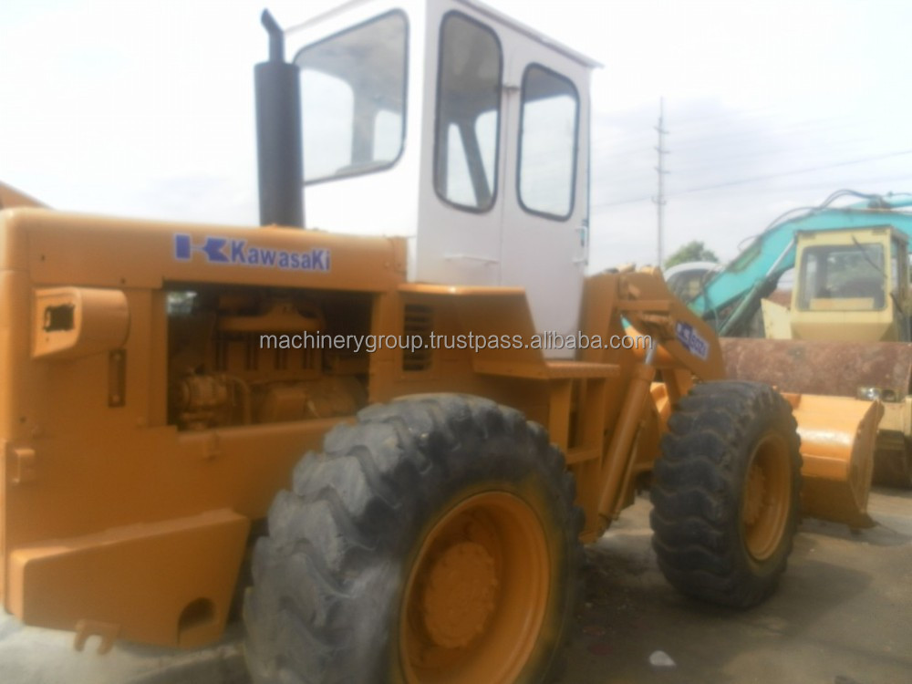 KLD50Z-III Kawasaki Wheel Loader,Original From Japan