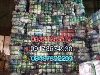 Ukay ukay bundles supplier distributor wholesale or retail accepted
