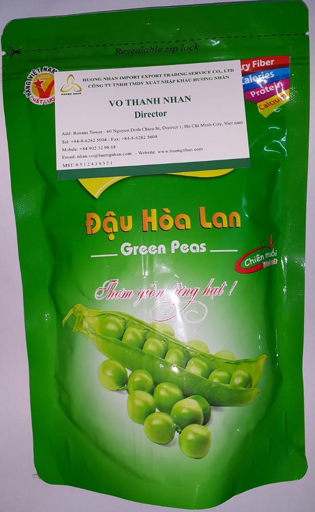 Wasabi Green Peas - 150gr/bag