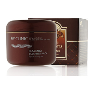 [3W CLINIC] PLACENTA SLEEPING PACK