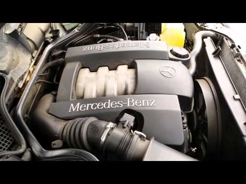 99 Mercedes Benz E320 engine for sale