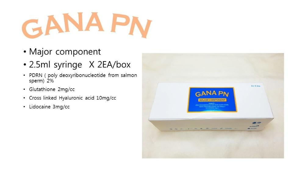 GANA PN-PDRN mesotherapyโซลูชั่น