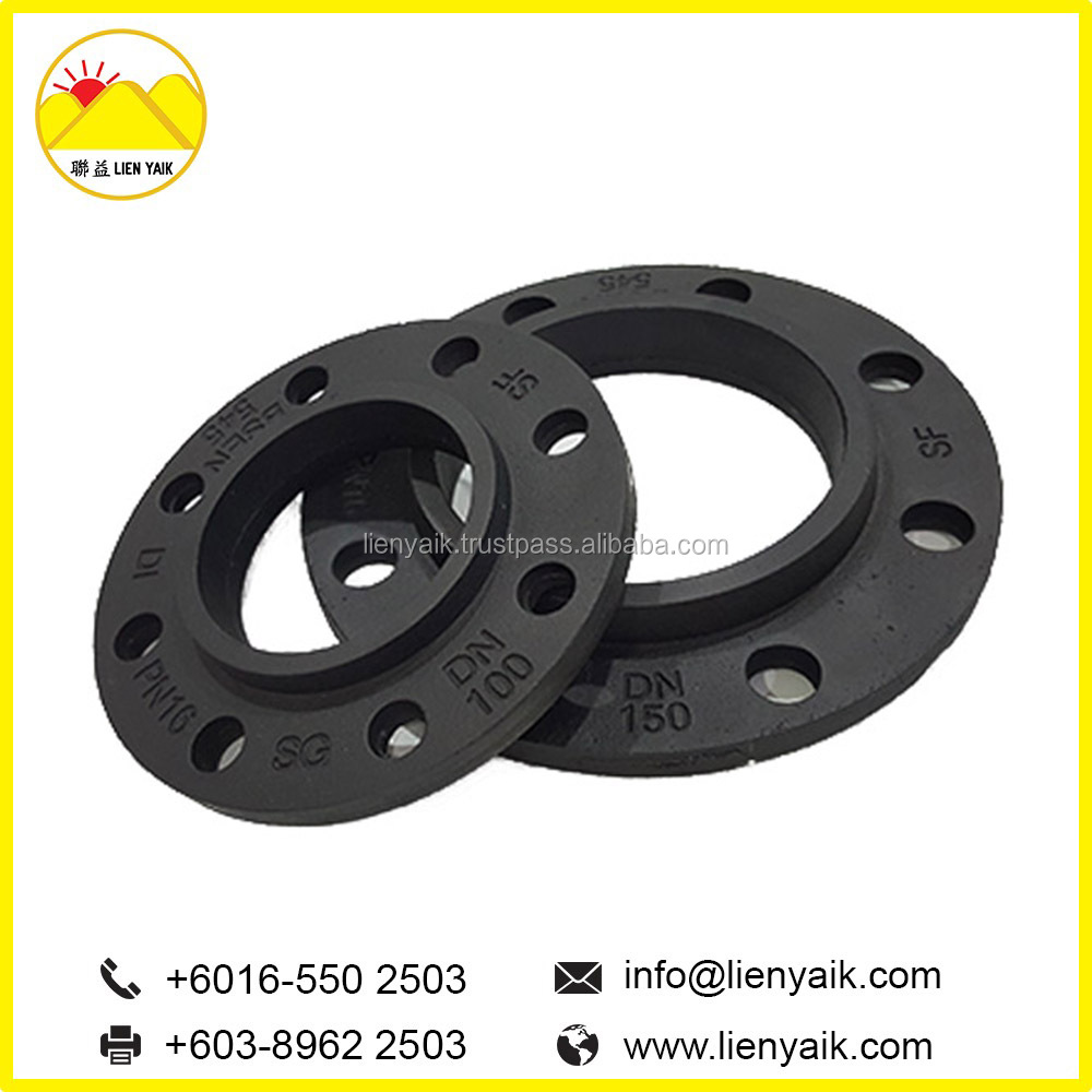 Ductile and Cast Iron Pipe Flange