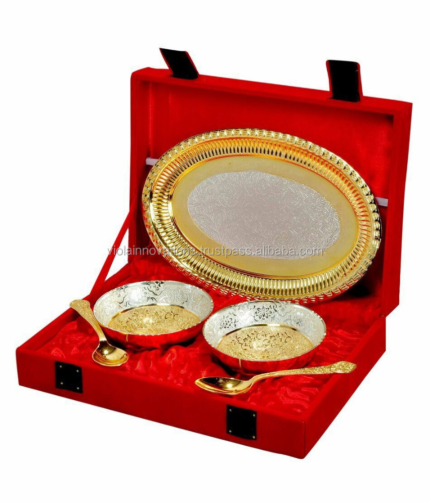 Silver Gifts For Indian Wedding: Buy Indian Wedding Return Gift