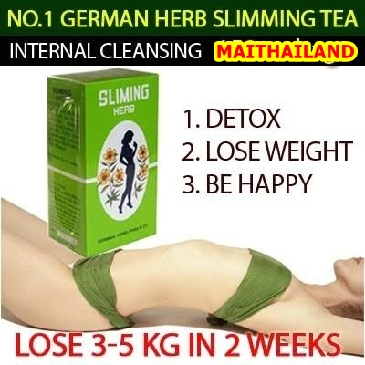50 BAGS GERMAN HERB SLIMMING TEA DIET WEIGHT LOSS | eBay