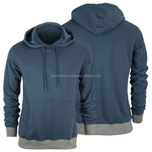add8af595 New Year Fashion Hot sale Cheap 100% Cotton Thick Fleece Blank Men Plain  Hoodie Wholesale